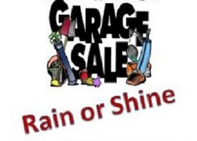 Community Garage Sale |